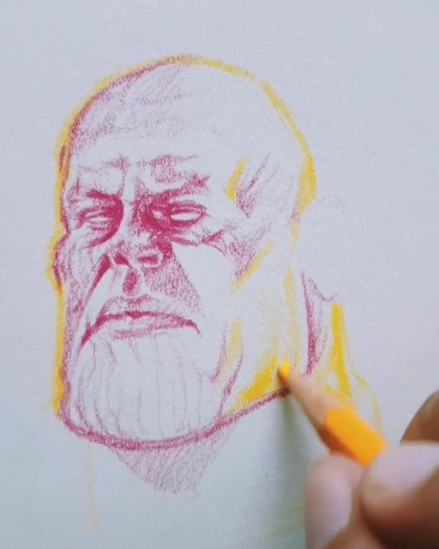 Post from @DailyMovieSketch